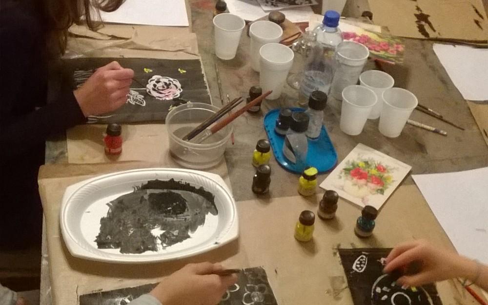Pracownia plastyczna dla dzieci i młodzieży warszawa bielany zajęcia dla dzieci